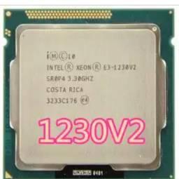 processador intel xeon e3 1230 v2