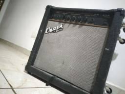 Título do anúncio: Caixa de som usada para violão baixo e guitarra
