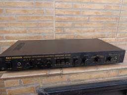 Amplificador Cygnus AC 200 Preto