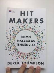 Título do anúncio: Livro Hit Makers - como nascem as tendências