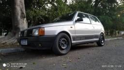 Título do anúncio: Fiat Uno 1.5R 1989 Álcool.