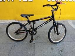 Título do anúncio: Bicicleta Mônaco 100% alumínio aro 20 praticamente zero!