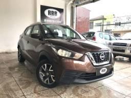 Título do anúncio: Nissan kicks 1.6 S 2018 automática