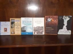 Ótimos Livros em perfeito estado , pra quem gosta de uma boa literatura.