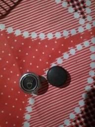 Título do anúncio: 2 botões do painel Fusca 73 74 75 76