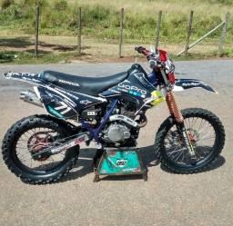 Honda Xr230 pronta pra trilha