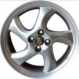 Título do anúncio: Rodas Porsche Cup 3 aro 17