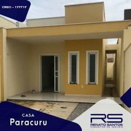 Casa 02 quartos Paracuru