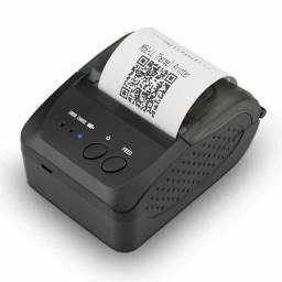 Mini impressora Bluetooth