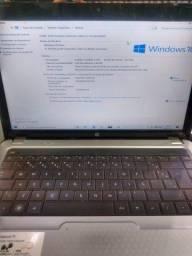 Notebook HP I3 6gb RAM 500gb HD