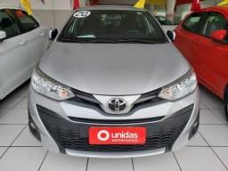 Toyota Yaris    unico dono