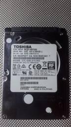 HD para notebook 500gb slim