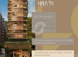 Haus 34 - Lançamento em Botafogo!