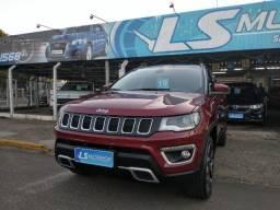 Jeep Compass 2.0 16V Diesel Limited 4X4 2019 Único Dono