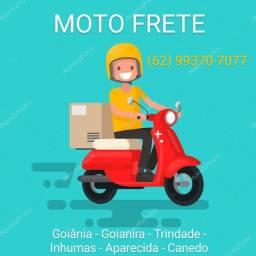MOTO FRENTE - MOTO BOY (super mercado, Farmácia, pet shop e etc)