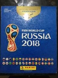 Album copa do mundo 2018 completo