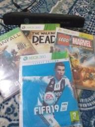 kit Xbox  + jogos