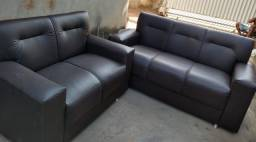 Título do anúncio: Jogo de sofá