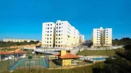 Apartamento em Palmital, Lagoa Santa/MG de 59m² 2 quartos à venda por R$ 152.500,00
