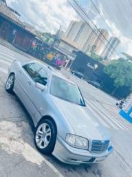 Título do anúncio: Mercedes C240 A MAIS ZERA aceito troca