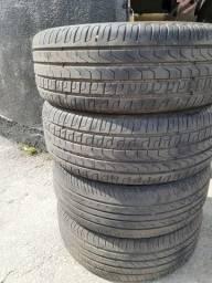 pneu seminovo aro 15-195 55