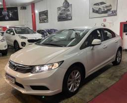 Honda Civic 1.8 Lxs Flex Aut 2014
