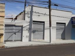 Título do anúncio: Birigui-SP - alugo - salão comercial Rua Consolação,  próximo ao Sesi