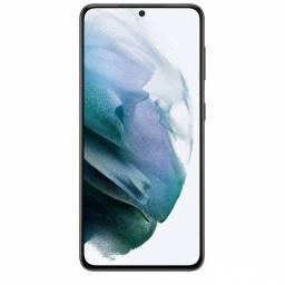 Samsung Galaxy S21 5G 128Gb Cinza Lacrado, com nota fiscal