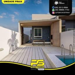Casa com 2 dormitórios à venda por R$ 185.000 - Zona Rural - Conde/PB