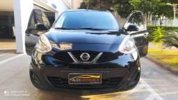 Nissan Marsh 1.0 S 2019 Completo Troco e Financio