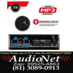 Radio Tay-tech Bt Bluetooth Usb Aux Sd Fm Controle