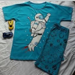 Pijama Infantil para menino