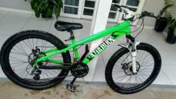 Título do anúncio: Bike Vikingx Aro 26 Shimano