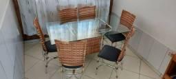 Mesa em alumínio!!!