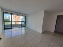 Apartamento em Tamarineira, Recife/PE de 92m² 3 quartos para locação R$ 2.140,00/mes