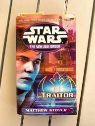 Livro Traitor: Star Wars (the New Jedi Order)