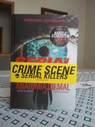 LIVRO: Serial Killers - Anatomia do Mal (seminovo)