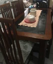 Vendo mesa 8 lugares