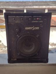 Título do anúncio: Caixa de som Wattsom hobby 140 ( multi-use system)