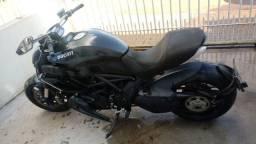 Título do anúncio: Sucata de moto para retirada de peças Ducati Diavel 2012