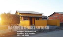 Casas em Unamar / Tamoios Cabo Frio com área gourmet, espaço com churrasqueira. Suíte