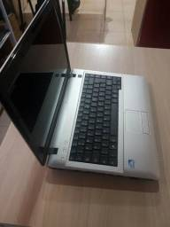 Notebook 4GB ram Proce Dual Core HD 230GB