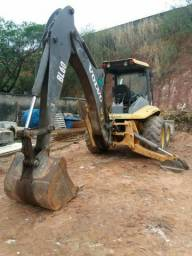 Retro Escavadeira Volvo BL60B