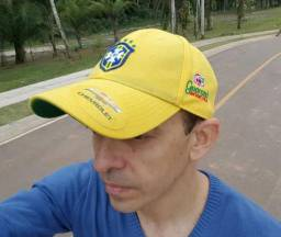 Boné Seleção Brasileira de Futebol