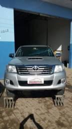 Hilux CD srv 3.0 diesel Aut. 2012 - 2012