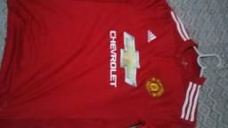 Camisa Manchester Tamanho M/ Regata Oakley Tamanho G