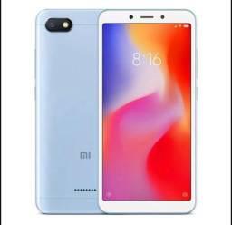 Celular Xiaomi 6A 32gb tela 5.45 polegadas Azul