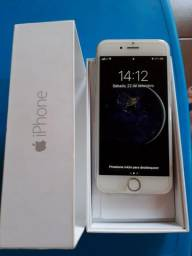 IPhone 6 silver completo (Dourados-MS)