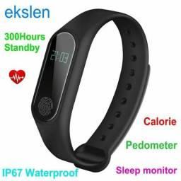 M2 band pulseira monitoramento corpo promocao