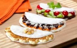 Curso Tapioca Gourmet - Leia a descrição